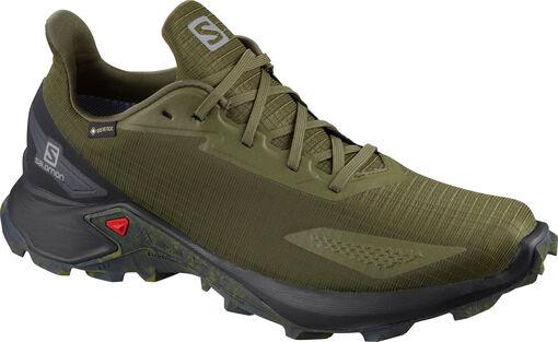 Salomon - Zapatillas de trailrunning Alphacross Blast - Hombre - Zapatillas Running - 40 2/3