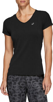 Asics Camiseta con cuello en V SS mujer