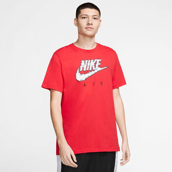 Nike Camiseta Manga Corta M NSW AIR ILLUSTRATION TEE hombre
