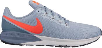 Nike Zapatilla AIR ZOOM STRUCTURE 22 hombre Azul