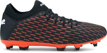 Puma Botas de fútbol Future 6.4 FG/AG hombre Negro
