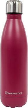 ENERGETICS Botella Metal Bottle 0.5L Rojo