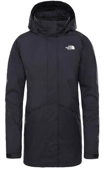 The North Face Chaqueta W Arashi II Triclimate mujer Negro