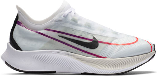 Nike - Zapatilla WMNS ZOOM FLY 3 - Mujer - Zapatillas Running - 36 1/2
