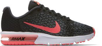 Nike Air Max Sequent 2 (GS) Junior Negro