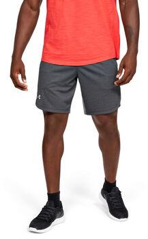 Under Armour Pantalón corto de entrenamiento UA Knit Performance para hombre Negro