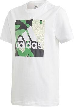 adidas Camiseta manga corta CAMO B niño