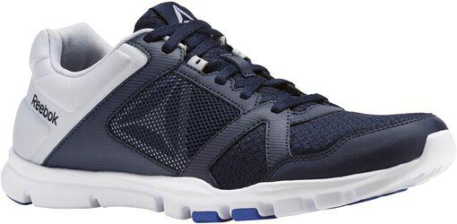 Reebok - Reebok Yourflex Train 10 MT Hombre - Hombre - Zapatillas fitness - Azul - 39