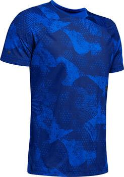 Under Armour Camiseta m/c Rush SS hombre Azul