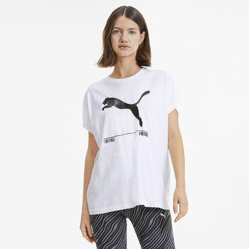 Puma Camiseta Manga Corta Nu-tility Tee mujer