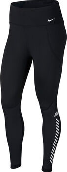 Nike All-In Women's 7/8 Graphic Training Tights  mujer Negro