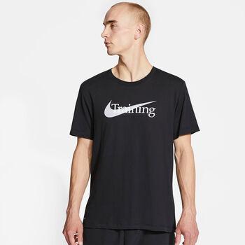 Nike Camiseta de manga corta Dri-FIT Swoosh  hombre