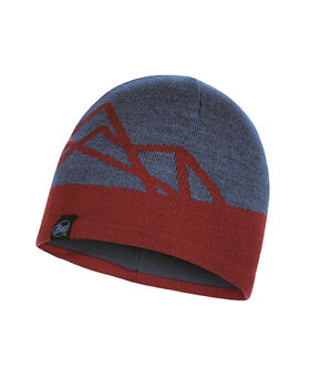 Buff  KNITTED & POLAR HAT YOST NAVY