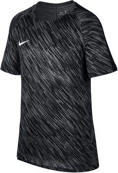 Nike Camiseta fútbol  DRY SQD TOP SS GX s niño Gris
