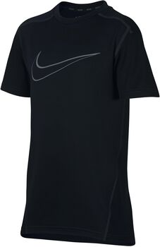 Nike Camiseta dry ss Negro