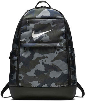 Mochila de entrenamiento (extra grande) Nike Brasilia Negro