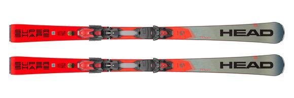 Esquí Supershape i.Rally SW + PRD 12