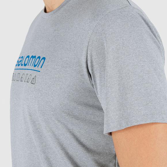 Camiseta de manga corta Agile Graphic