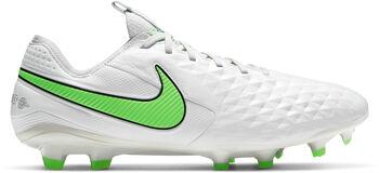 Nike Bota de fútbol Tiempo Legend 8 Elite FG Gris