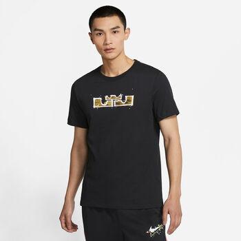 Nike Camiseta Manga Corta Dri-Fit Lb Logo hombre