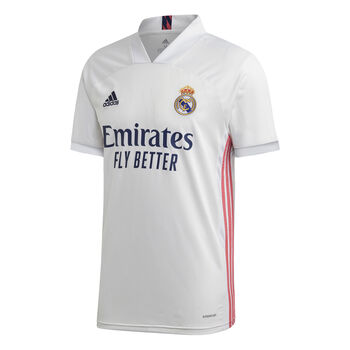 adidas Camiseta fútbol Real Madrid 20-21 hombre