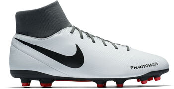 Nike Phantom Vision club Dynamic Fit fg/mb Gris