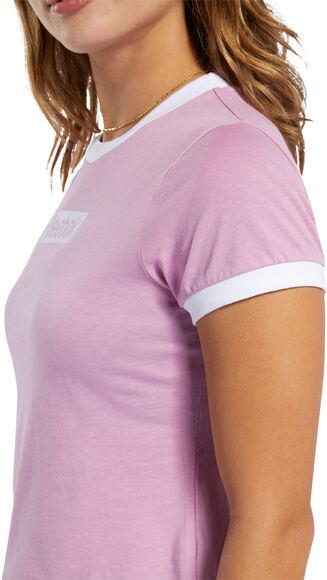 Camiseta TE Linear Logo Slim Tee