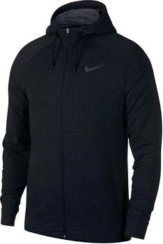 Nike Dry Hoodie FZ HPRDR LT Hombre Negro