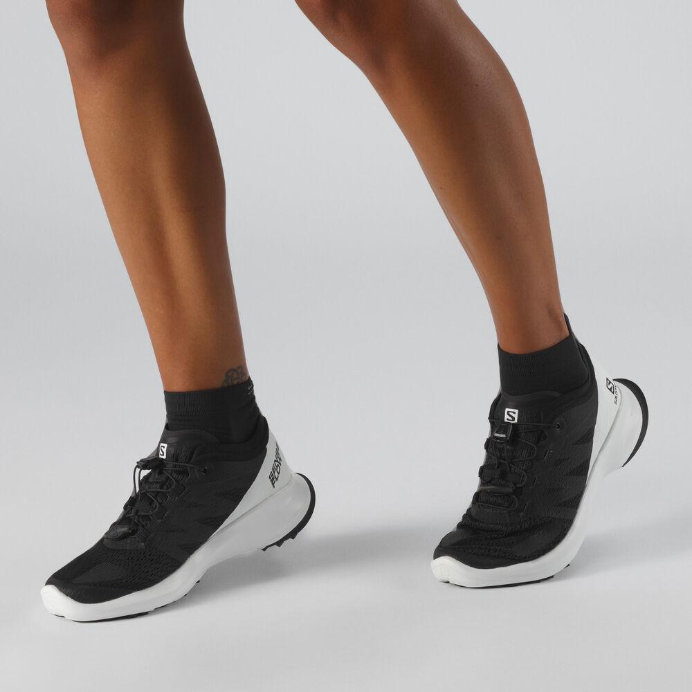 Salomon - Zapatillas de trailrunning SENSE FLOW - Mujer - Zapatillas Running - 38