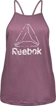 Reebok Camiseta de entrenamiento Gymana mujer