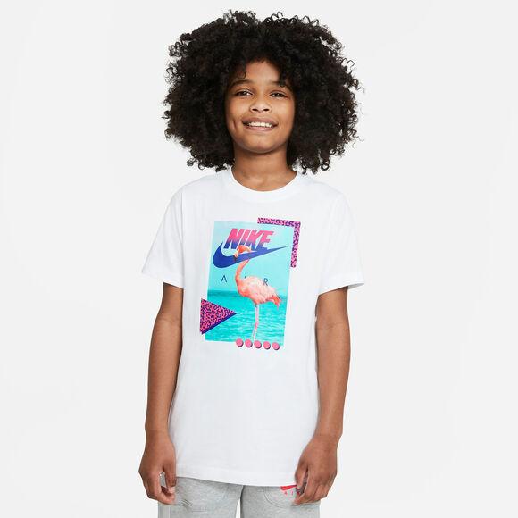 Camiseta Manga Corta Flamingos