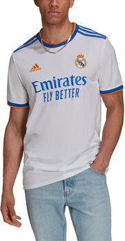 adidas Camiseta Primera Equipación Real Madrid 21/22 hombre