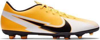 Nike Bota VAPOR 13 CLUB FG/MG hombre Naranja