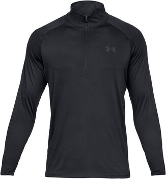 Under Armour Camiseta m/l UA Tech 1/2 Zip hombre