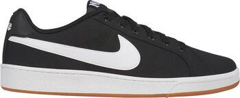 Zapatillas Nike Court Royale Canvas para hombre Negro