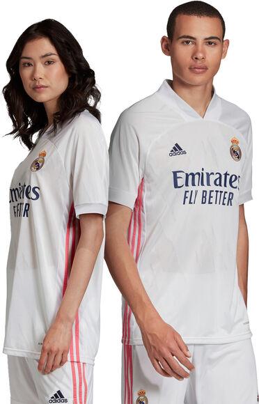 Equipación local Real Madrid 20/21