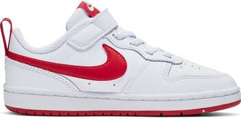 Nike Zapatilla COURT BOROUGH LOW 2 (PS) niño