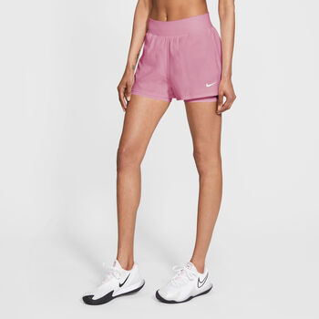 Pantalón corto NikeCourt Flex Victory mujer Rosa