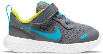 Nike Zapatillas REVOLUTION 5 (TDV) Gris
