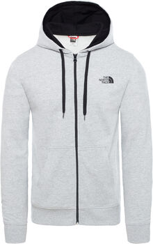 The North Face Sudadera Extent II Logo hombre Gris