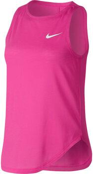 Nike  Camiseta Sin Mangas Entreno de  niña Rosa