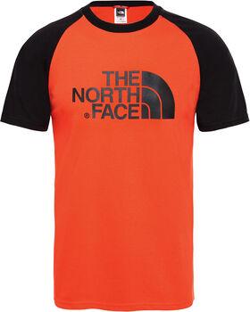 The North Face Camiseta Raglan Easy hombre