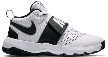 Nike Team Hustle D 8 (GS) Blanco