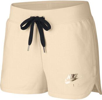 Nike Sportswear  Air Short Flc mujer Naranja
