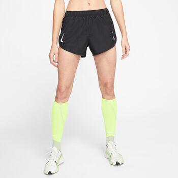 Nike Pantalón corto running Tempo corte alto mujer