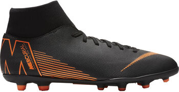 Botas fútbol Nike Mercurial Superfly 6 CLUB MG Negro