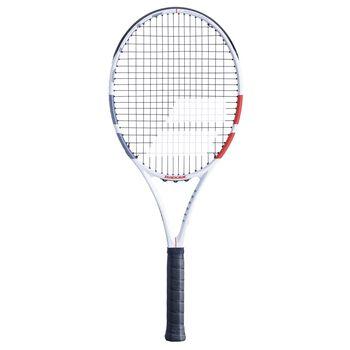 Babolat Raqueta Tenis Strike Evo Strung hombre