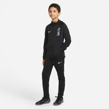 Chándal Fútbol Junior Nike Dri-FIT Kylian Mbappé Negro