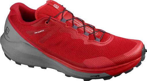 Salomon - Zapatillas de trailrunning Sense Ride 3 Goji - Hombre - Zapatillas Running - 41 1/3