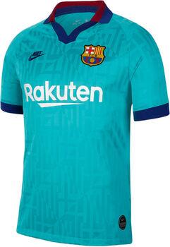 Nike Camiseta m/c FCBNK BRT STAD JSY SS 3R Turquesa